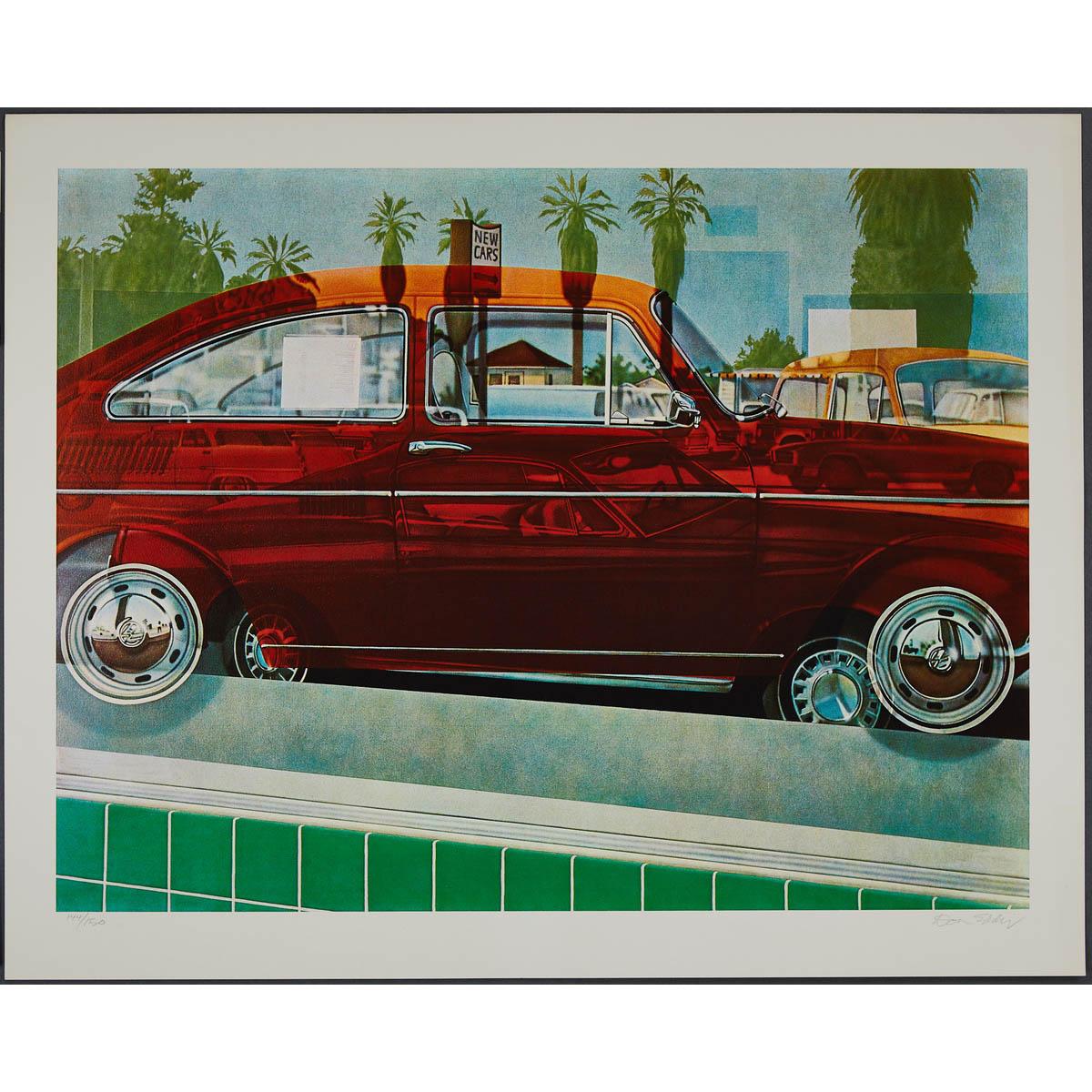 EDDY, DON 1944 Long Beach/Kalifornien - Santa Barbara tätig