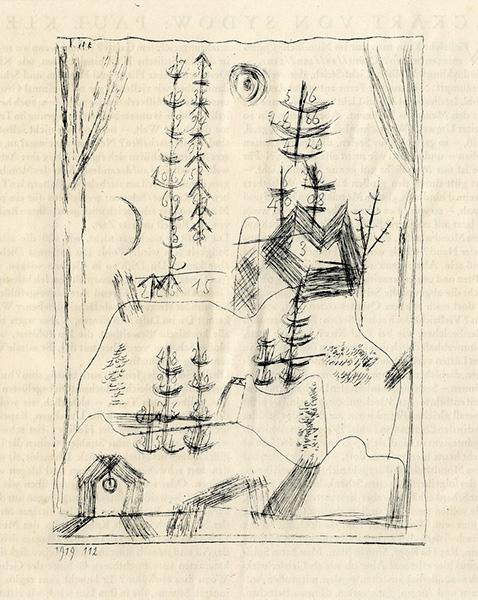 KLEE, PAUL, 1879 Münchenbuchsee - 1940 Locarno