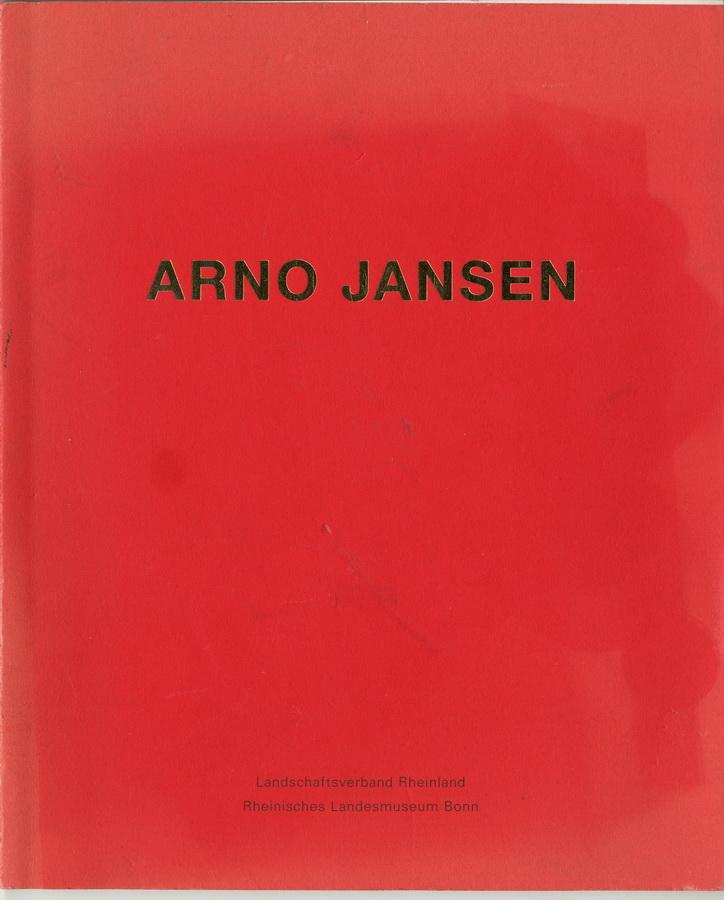 JANSEN, ARNO,  1938 Aachen - in Köln tätig