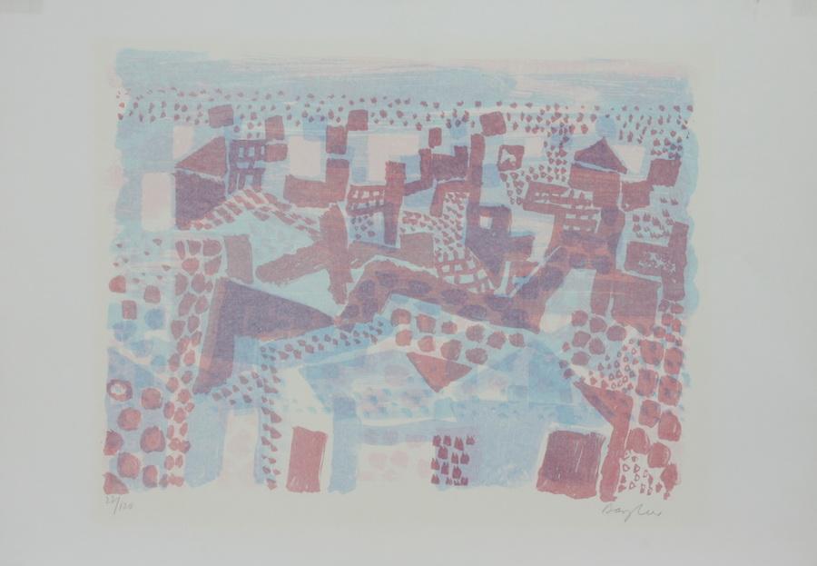 BARGHEER, EDUARD, 1901 Finkenwerder - 1979 Ischia