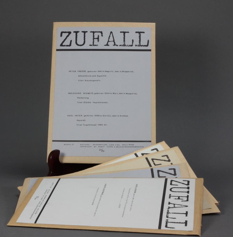 EDITION ZUFALL