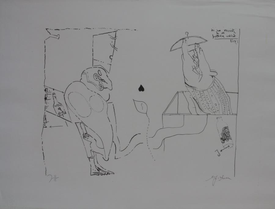 JANSSEN, HORST und HANNES POSTMA