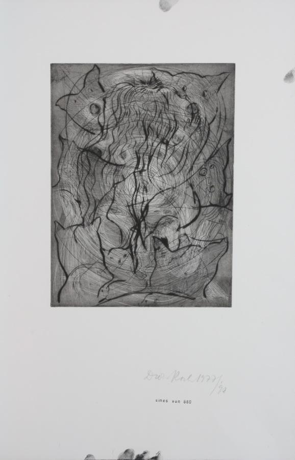 ROTH, DIETER, 1930 Hannover - 1998 Basel