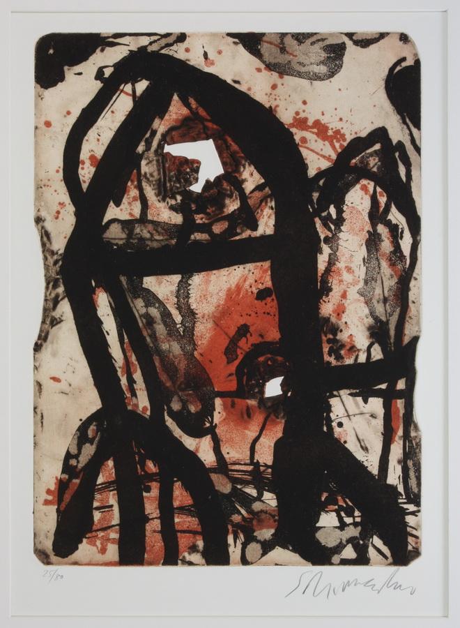 SCHUMACHER, EMIL, 1912 - 1999 Hagen