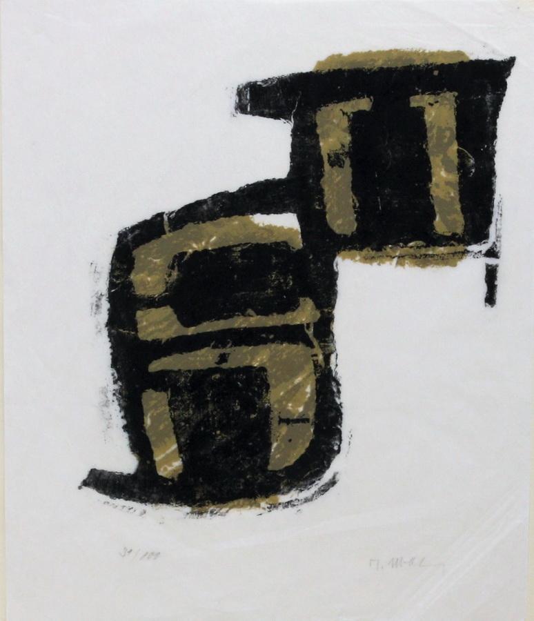 UBAC, RAOUL, 1910 Malmedy/Belgien - 1985 Dieudonne/Frankreich