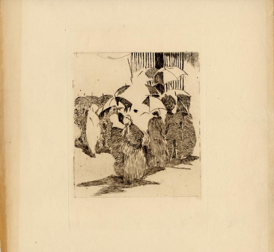 MANET, EDOUARD, 1832 - Paris - 1883